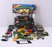 Детский Военный набор 3033S PLAY SMART Оружие к бою, в пакете
