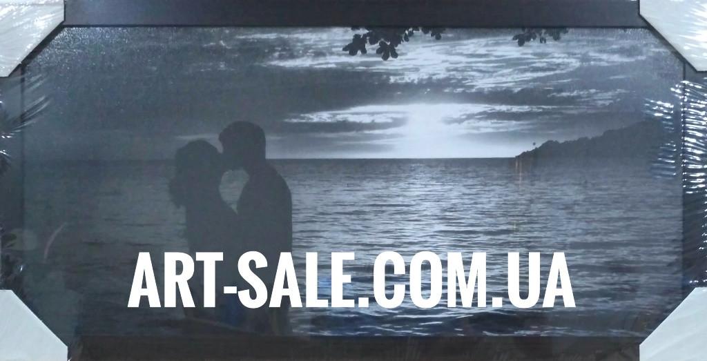 Картина  Любовь у моря