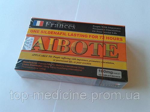 AIBOTE - средство для потенции. 12 таблеток в уп.