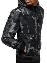 Курточка J.Stylе, камуфляж темный