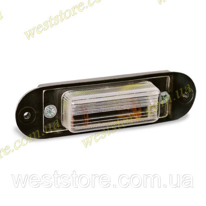 Подсветка заднего номера Заз 1102,1103,1105,Таврия Славута пластиковая