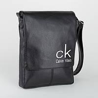"""Сумка мужская с логотипом """"Calvin Klein"""" А4"""