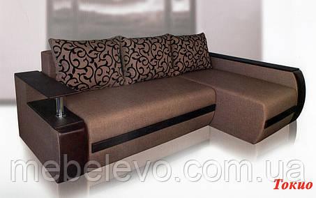 Купить Угловой диван Токио 850х2450х1700мм 160х200 Виркони   Люксор ... 8bc19dc7701