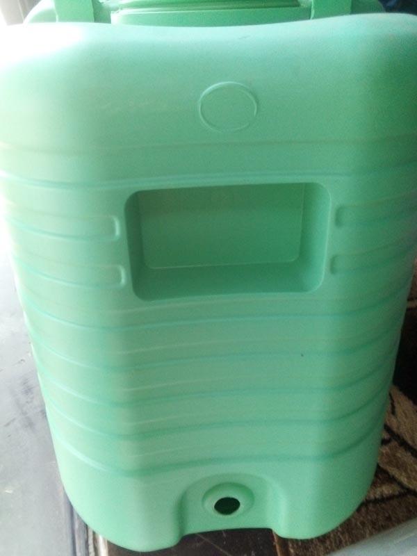 Рукомойник пластиковый 20л с краном (Пласт бак)