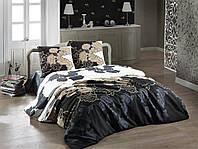 Комплект постельного белья ARYA Ранфорс  1,5Сп. (160х230) Floblack 1001692