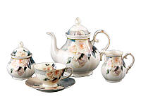Сервиз чайный Lefard Розалия 200 мл 15 пр 127-558