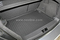 Коврик в багажник OPEL Astra H c 2004-✓ цвет:черный ✓седан✓производитель NovLine