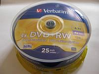 Verbatim DVD-RW, DVD+RW