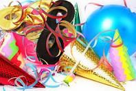 Праздничные аксессуары, украшения, декор