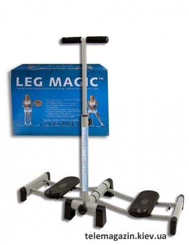 Тренажер для ног Leg Magic (Лег Мэджик) - стройные ножки