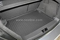 Коврик в багажник OPEL Astra H c 2004-✓ цвет:черный ✓универ.✓производитель NovLine