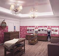 Дизайн интерьера и мебели для общественных помещений