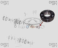 Подшипник первичного вала КПП, передний, Chery Amulet [до 2012г.,1.5], QR513MHA-1701302, Aftermarket