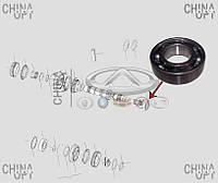 Подшипник первичного вала КПП, передний, Chery Elara [до 2011г, 1.5], QR513MHA-1701302, Aftermarket