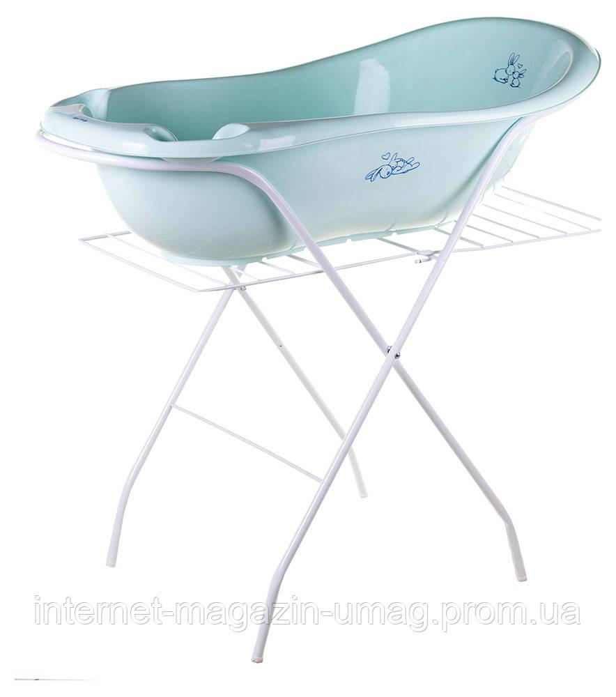 Подставка под ванну Klups KL-220 с сушилкой  белый