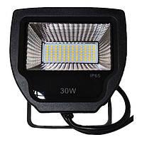 Прожектор LED SMD slim/DL 20W 3000К (FL10-020)  матрична (SMD) (ГАРАНТІЯ 2 РОКИ)