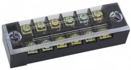 Колодка клемна 6- разрядная ТВ1506 15А/600V (0,5*15мм) ENERGIO