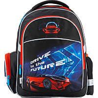 Рюкзак школьный Super car K18-510S-2, S (115-130 см), фото 1