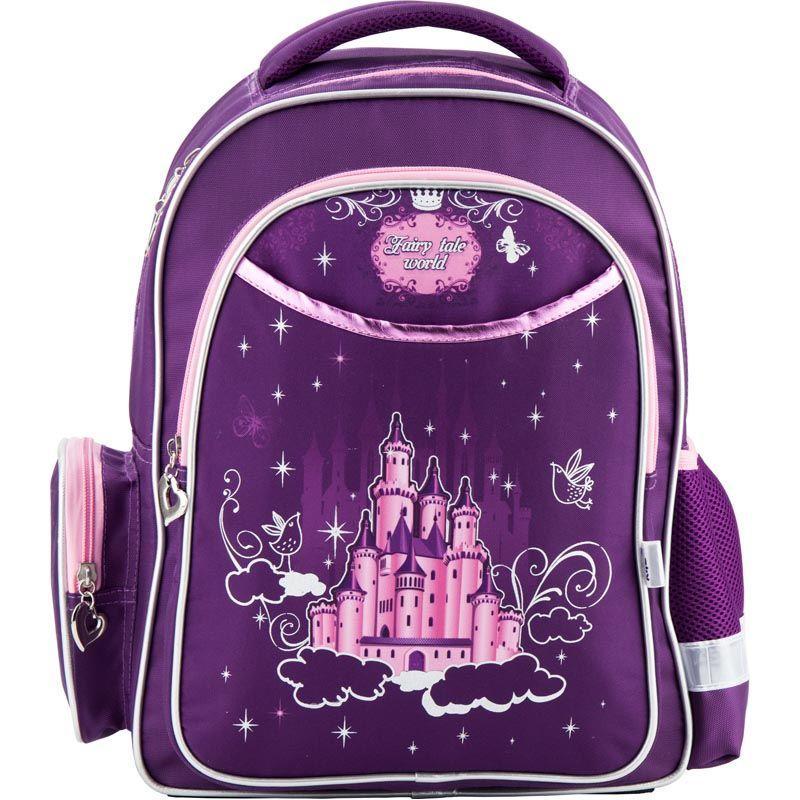 Рюкзак школьный Fairy tale K18-511S, S (115-130 см)