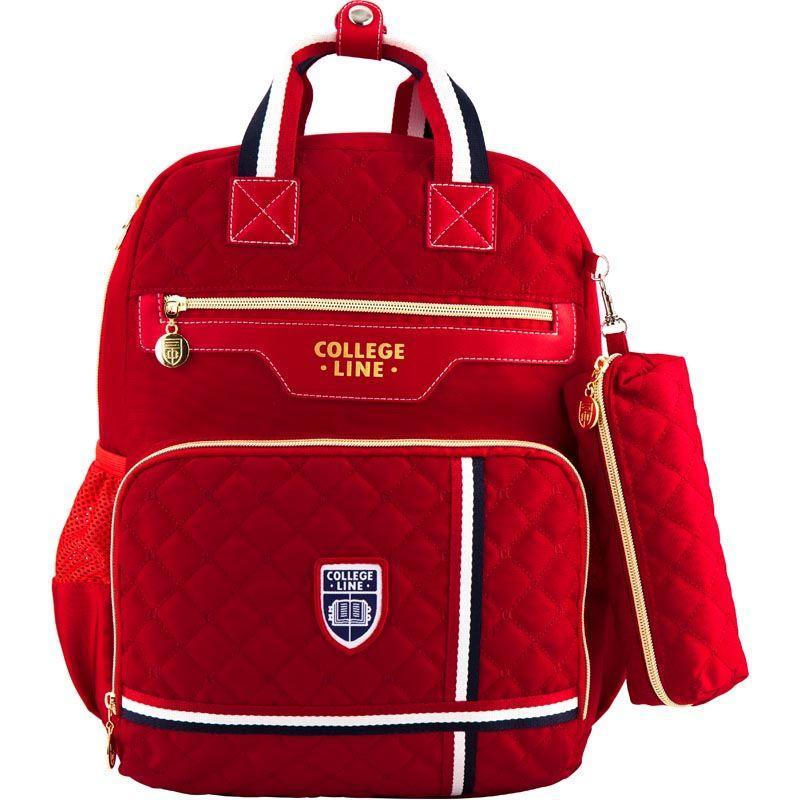 Рюкзак школьный Сollege line-1 K18-733M-1, M (130-145 см)