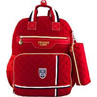 Рюкзак школьный Сollege line-1 K18-733M-1, M (130-145 см), фото 1