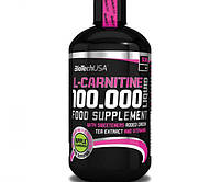 L-carnitine 100.000 Liquid BioTech USA, 500 мл Вишня