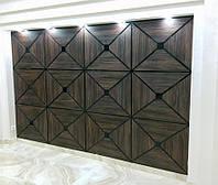 Шпонированные стеновые панели TABUpanel (шпон Файн-Лайн)