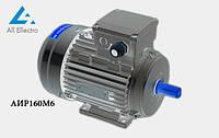 Электродвигатель АИР160М6 15 кВт 1000 об/мин, 380/660В