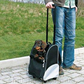 Сумки - візки для кішок і собак