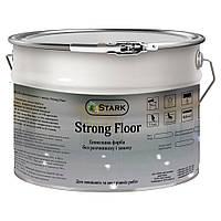Эпоксидная краска без растворителей и запаха для бетонных полов  Strong Floor Зеленая комплект 10 кг.