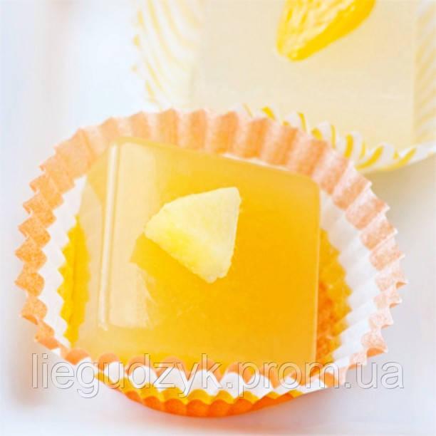 Желе лимонне формоване