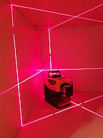 Лазерный 3D нивелир Xeast (Muli) XE-61A 12 линий с аккумулятором-РАСПРОДАЖА!