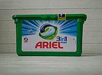 Капсулы для стирки Ariel 3in1 PODS Alpine 38 шт. (Германия)