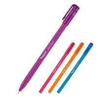 Ручка масляная Axent Mellow (0,7мм), стерж.син.