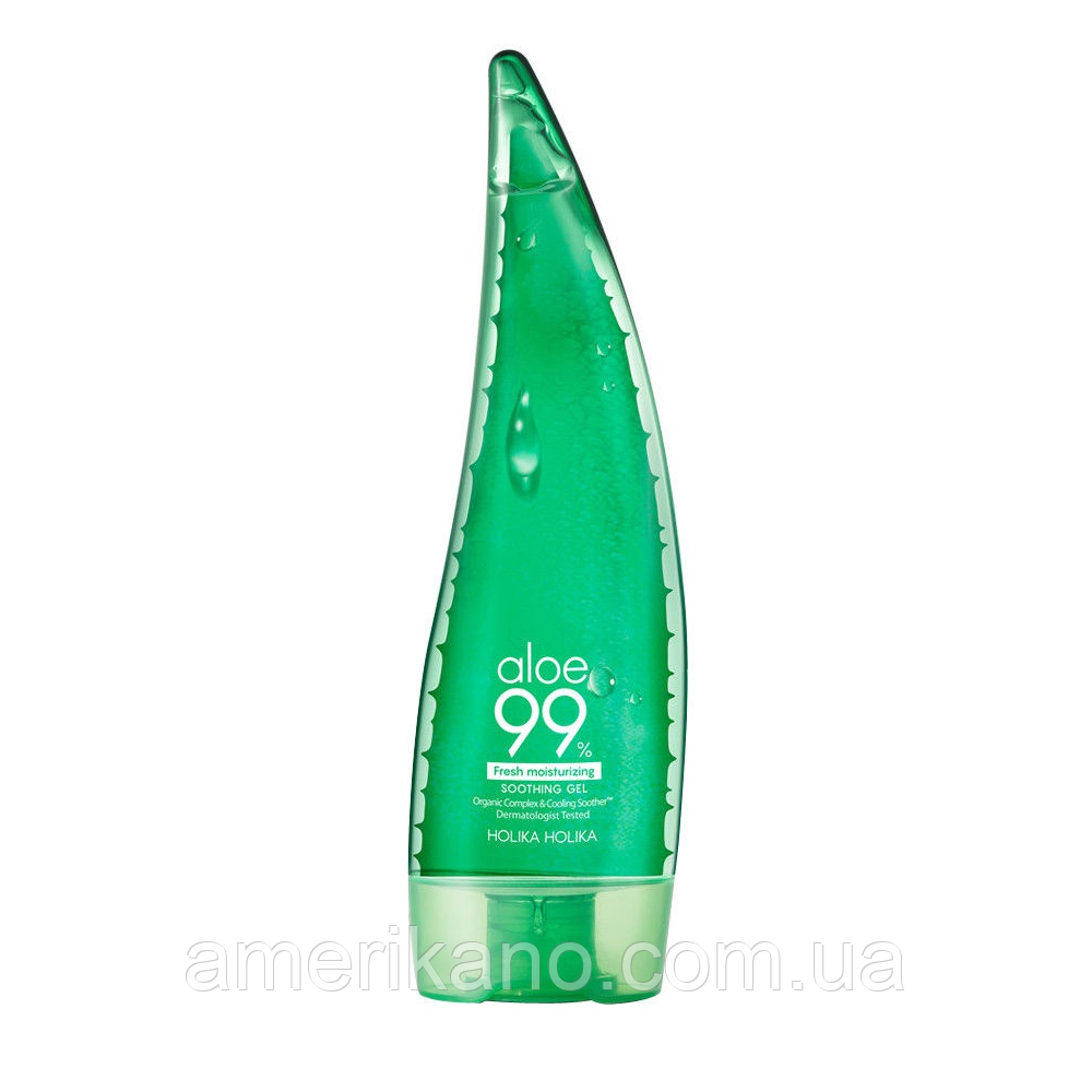 Гель с алоэ HOLIKA HOLIKA Aloe 99% Soothing Gel, 55 мл