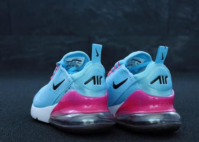 Nike Air Max 270 Blue фото