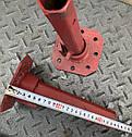 Ось 32мм230мм дифф.сварная жигуль мб, фото 2