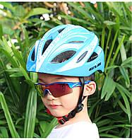 Спортивные детские поляризационные солнцезащитные очки GUB 6100 со сменными линзами и защитой UV400