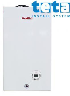 Котел FONDITAL Minorca CTFS 24 кВт, турбо