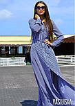 Женское платье в спортивном стиле с карманами (в расцветках), фото 2