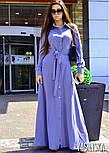Женское платье в спортивном стиле с карманами (в расцветках), фото 8