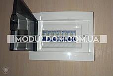 Модульный офис (7.5 х 3 м.), жилой вагончик с тамбуром, офисом и санузлом, на основе металлокаркаса., фото 3
