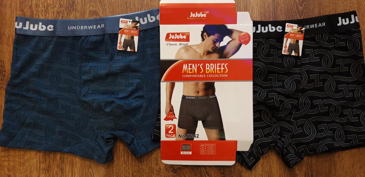 """Трусы мужские,боксеры""""Jujube"""" (XL-4XL),art: 242"""