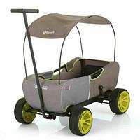 Детская коляска вагончик тележка Hauck Bollerwagen Eco Mobil