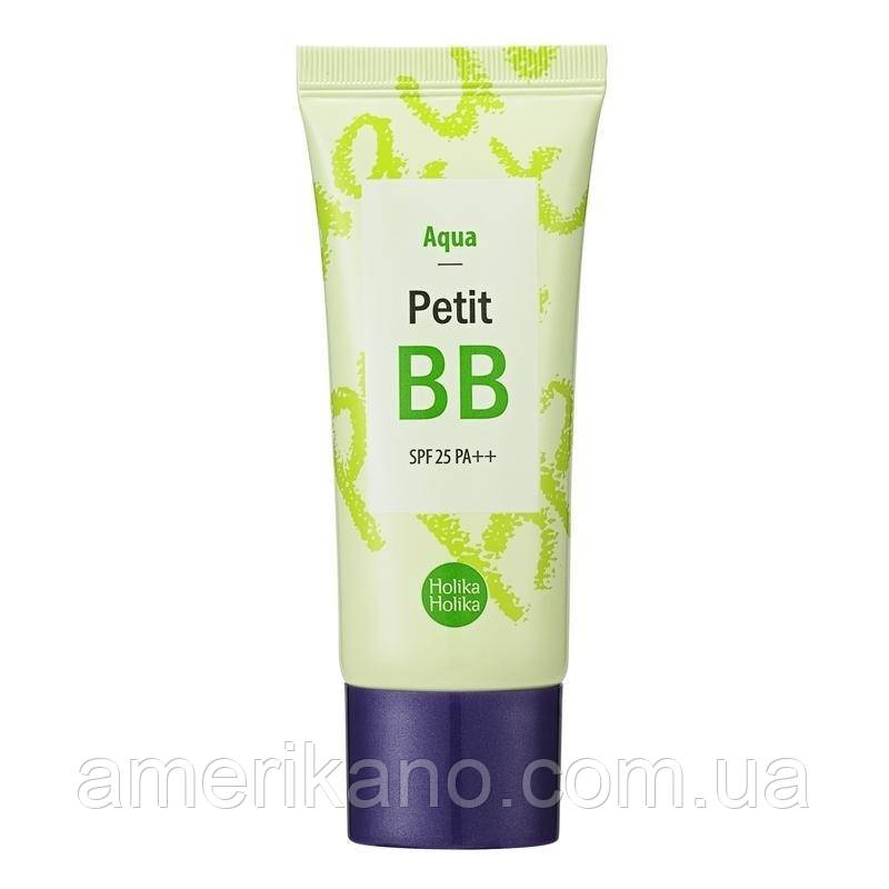 Освежающий BB крем HOLIKA HOLIKA Petit BB Cream Aqua, 30 мл