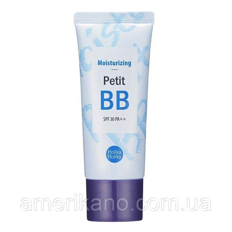 Увлажняющий BB крем HOLIKA HOLIKA Petit BB Cream Moisturizing, 30 мл