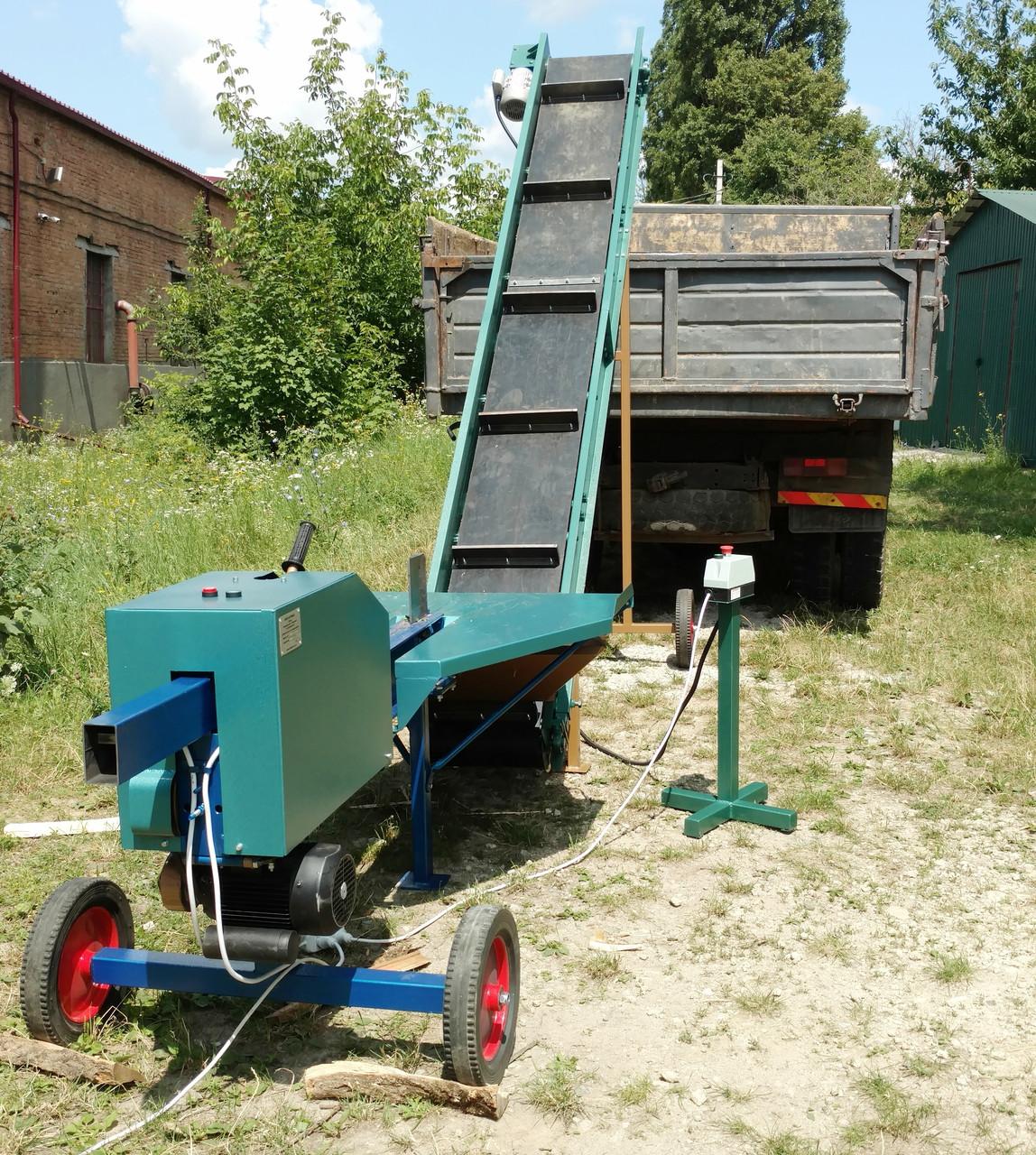 Транспортер для дров купить элеваторы ковшовые для зерна