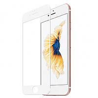 Защитное Стекло Full Glue 9D (TG) — Apple iPhone 7 ; Apple iPhone 8 — White
