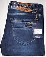 Мужские джинсы BARON,W33 L34 Стрейч.Тёмно-синие.Турция.BR9129.