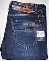 Мужские джинсы BARON,W34 L34 Стрейч.Тёмно-синие.Турция.BR9129.